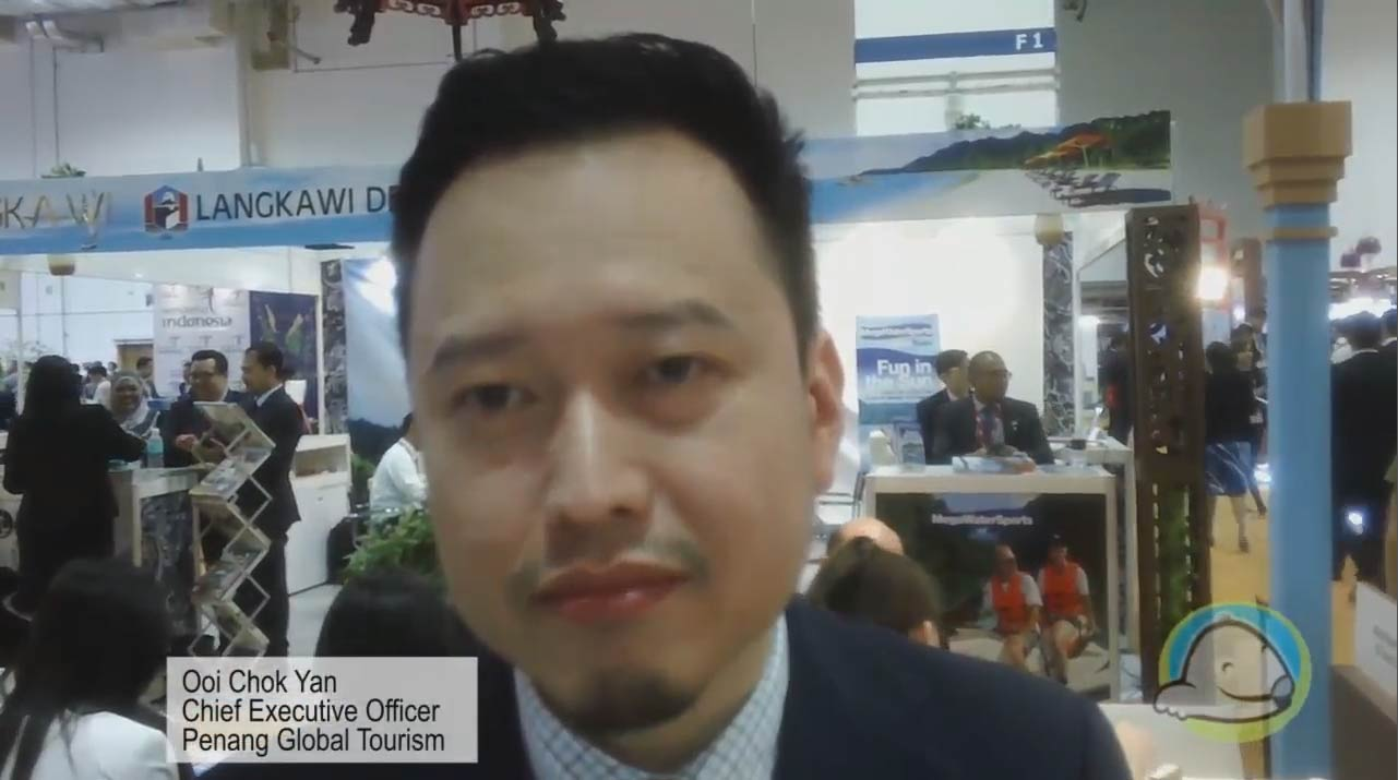 Interview with Ooi Chok Yan at ITB Asia 2015