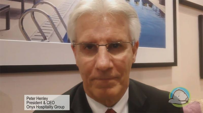 Interview with Peter Henley from Onyx Hospitality Group at WTM 2015