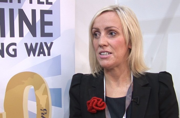 Interview with Lyndsey Thomas at World Travel Market 2015