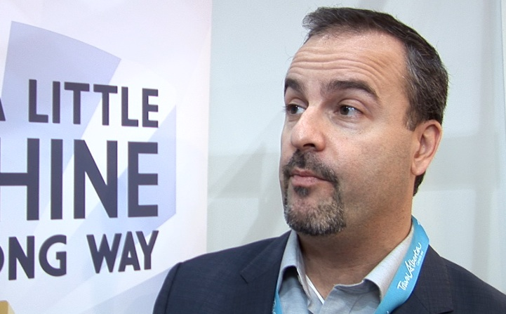 Interview with Royce Chwin at World Travel Market 2015