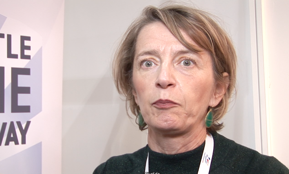 Interview with Agnes Angrand at WTM 2015