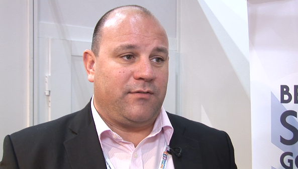 Interview with Andy Freeth at WTM 2015