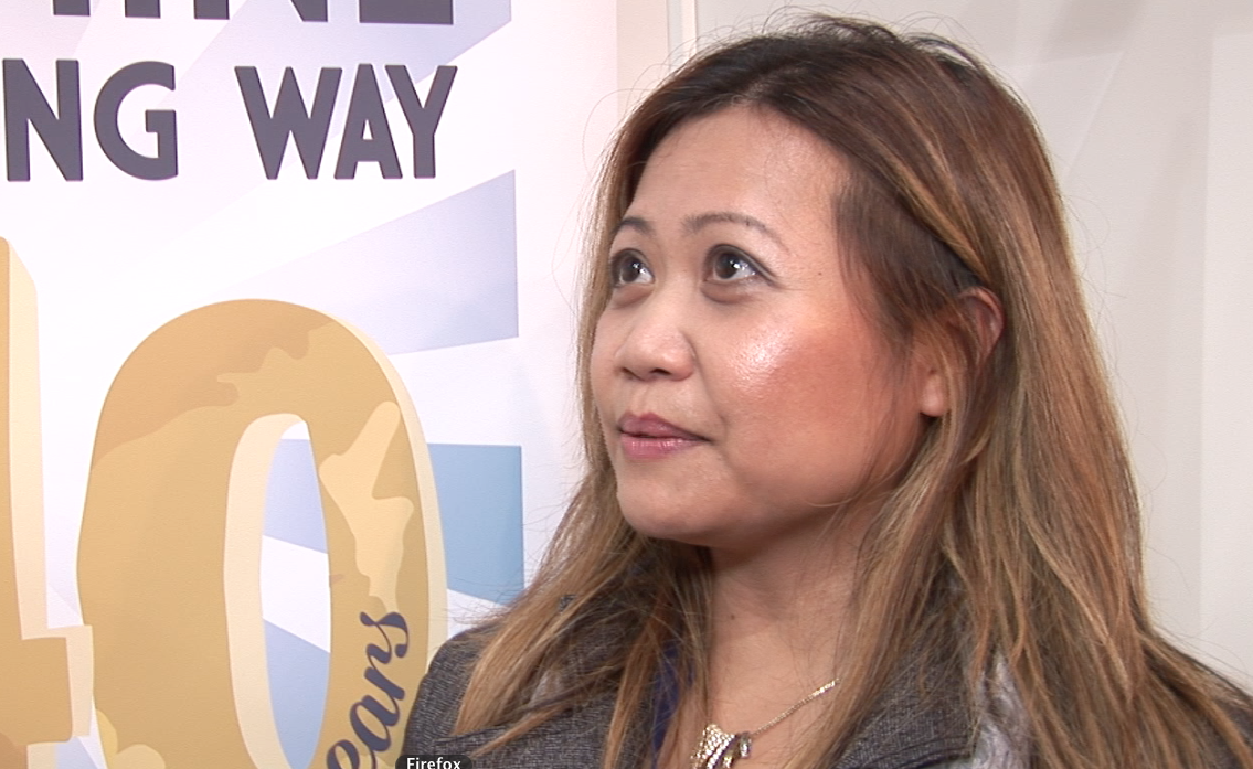 Interview with Joy Lacana at WTM 2015