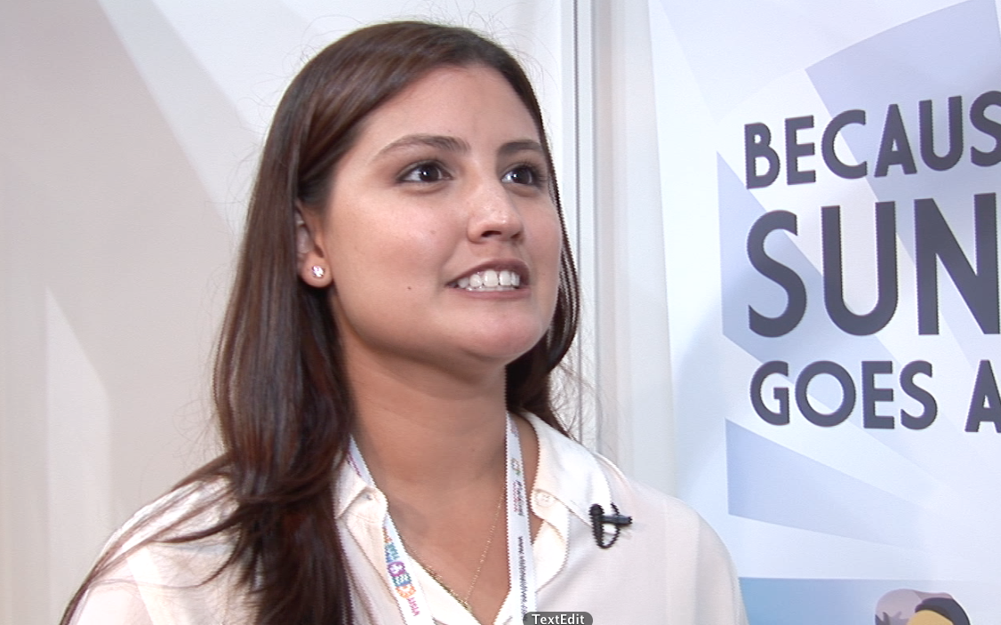 Interview with Nicole Marciacq at WTM 2015