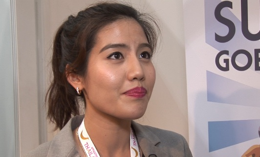 Interview with Samornpun Somnam at WTM 2015