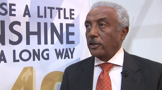 Interview with Solomon Tadesse at WTM 2015