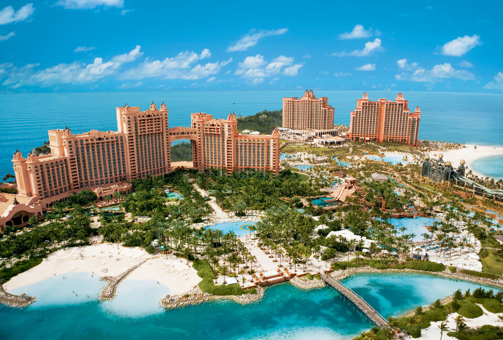 Interview with Karen Cruitt, VP at Atlantis Paradise Island Bahamas