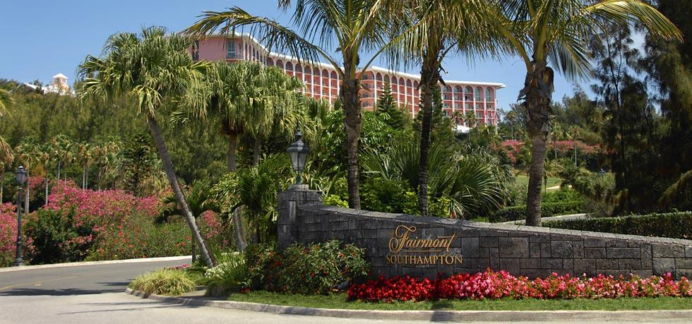 Interview Fairmont Southampton, Bermuda, Director of Sales and Marketing, Shelley Meszoly